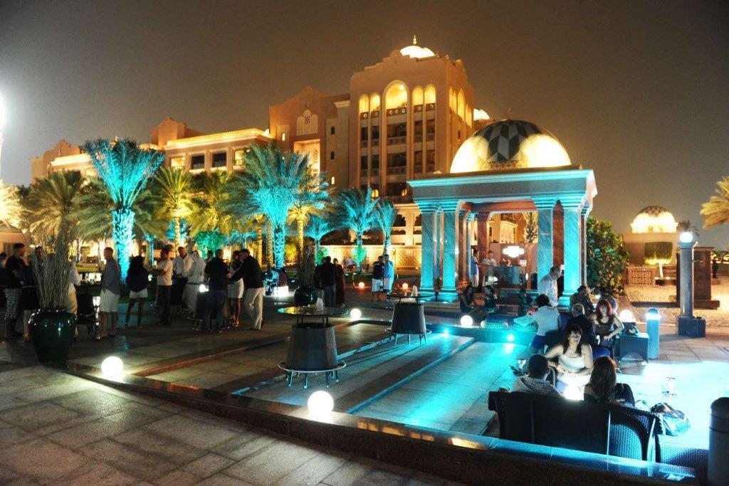 Emirates Palace Najbardziej Luksusowy Hotel świata