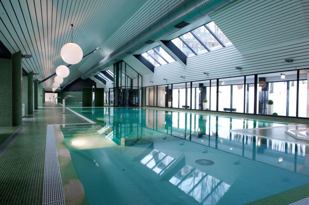 Poziom 511 design hotel spa for Design hotel spa